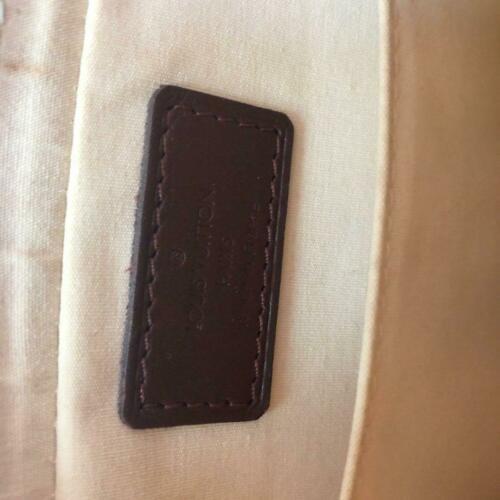 Auth Louis Vuitton Monogram Shoulder Bag Pink Zipper Inner Pockets LVB0805