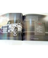 2009 mercedes g gl m r owners sales brochure new original g55 amg r350 g... - $19.79