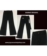 Bobbie Brooks Black Jeans NWT Sz 8 Average - $17.99