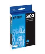Epson DURABrite Ultra 802 Ink Cartridge - Cyan - Inkjet - $46.19