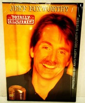 JEFF FOXWORTHY - TOTALLY COMMITTED - DVD - HBO - NEW - SEALED - COMEDY -... - $2.69