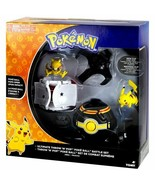 Pokemon Throw 'n' Pop Pokeball Ultimate Battle Set - Pikachu & Abra - $45.00