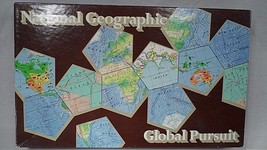 MIB Sealed National Geographic Global Pursuit Geography Learning Family ... - $11.53