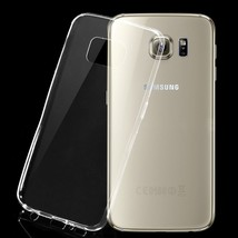 20 pcs lot New Ultra Clear Silicone Slim Soft Case Cover For SAMSUNG S6 ... - $47.52