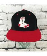 Boston Red Sox Mens Sz S-M Hat Red Black 2-Tone Flexfit Richardson Baseb... - $14.84