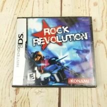 Rock Revolution (Nintendo DS, 2008) New Sealed - $12.12