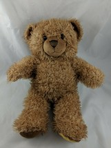 "Build a Bear Workshop Bear Plush Life is Good 15"" Sounds Growls Stuffed ... - $12.95"