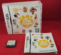 Animal Paradise (Nintendo DS) - $6.18