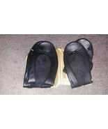 Lot -2 pairs - Dr. Scholl's Fast Flats Shoes with Bow Sizes 5/6 & 9/10 N... - $10.13