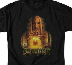 The Lord of the Rings Saruman Dark Lord Middle Earth graphic t-shirt LOR2003 image 2