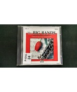 The Big Bands (CD) The BBC Big Band Orchestra, Barry Forge, Roland Shaw - $11.90
