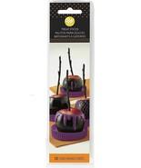 Caramel Apple Black Branch Stick Picks 12 Ct Wilton - $5.93