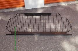 98-02 Subaru Forester Metal Cargo Area Partition Pet Barrier image 1