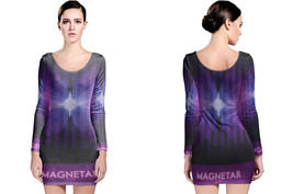 Star magnetar long sleeve bodycon dress thumb200