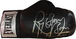 "Ray ""Boom Boom"" Mancini signed Everlast Right Black Boxing Glove - JSA Hologram - $64.95"