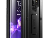 SUPCASE Galaxy S9 Plus UNICORN Beetle Pro Case WITH Screen Protector Black - €12,02 EUR