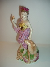 Chelsea House Port Royal Asia Lady Figurine For Henry Ford Museum - $69.99