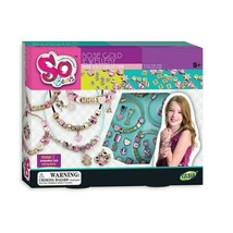 Rose Gold Jewellery Set( Costume Jewellery/ Pendants/ fashion) - $20.28