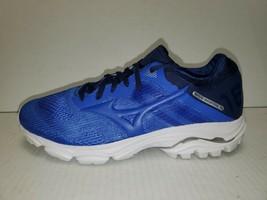 **Mizuno Wave Inspire 16 J1GD204422 Running Shoes, Women's Size 9, Blue - $69.29