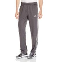 Adidas Men's Training Climacore 3 Stripe Pants, Conavy/Grey, XL - $24.74