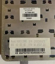 HP Compaq Presario V3000 KEYBOARD'S INDIVIDUAL KEY ONLY 417068-001 K061130A1 image 3