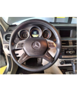 For Mercedes Benz C Class W204 C180 C200 2011-13 Steering Wheel Decoration - $36.84
