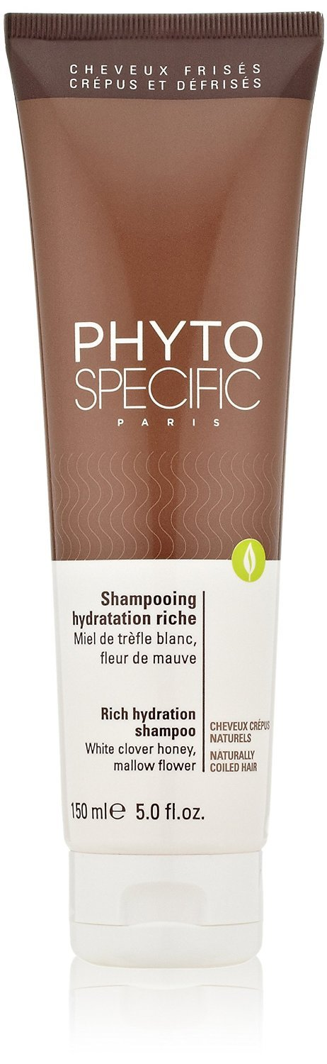 Phyto Specific RICH HYDRATION SHAMPOO for Naturally Coiled Hair 5oz