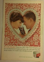 Vintage Advertisement - Coca Cola - 1960 - $8.99