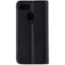 Case-Mate Wallet Folio Genuine Leather Case for Google Pixel 3 - Black - $16.45