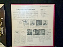 Glenn Miller Orchestra and The Best of Glenn Miller AA-191754 Vintage Collectib image 4