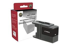 Inksters Non-OEM New Extra High Yield Black Ink Cartridge Replacement for Brothe - $17.15
