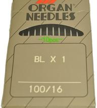 Organ Agujas para Máquina de Coser OBLX1-16 - $6.57
