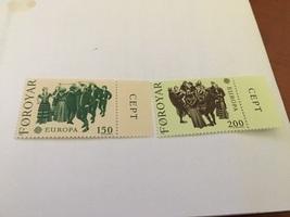 Faroe Islands Europa 1981  mnh   stamps - $1.30