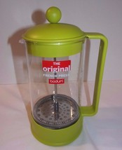Green Bodum The Original French Coffee Tea Press 34 oz with Directions - $19.75