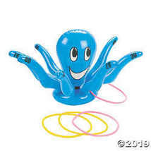 Fun Express New ~ Octopus Ring Toss Game Pool Luau Party Birthday Carnival  - $10.99