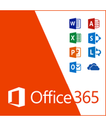 Office 365 Lifetime Subscription for 5 Users Windows or Mac - $10.99