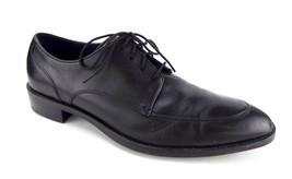 Cole Haan Size 12 Lenox Black Leather Split Toe N. Air Oxfords Shoes - $55.00