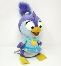 "12"" DISNEY MUPPET BABIES BABY SUMMER PURPLE PENGUIN STUFFED ANIMAL PLUSH... - $36.47"
