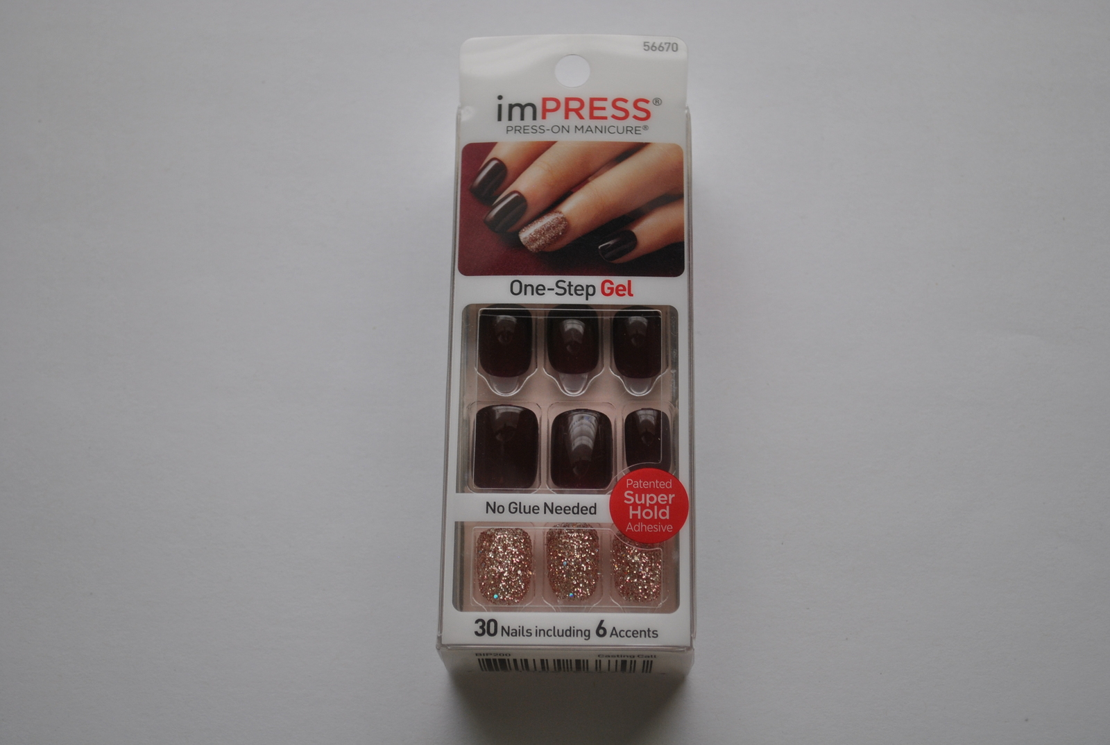 Primary image for Kiss Impress Press-on Manicure One-Step Gel Nails - Casting Call (Pack of 1)