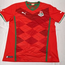 Locomotive Moscow 13/14 Home Jersey Puma Fans Version %100 Authentic - $39.00