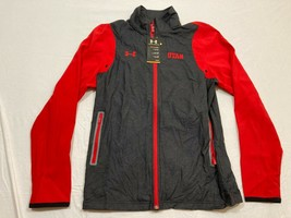 M74 Under Armour Protect This House Utah Utes College Jacket Men's S Ncaa - $54.40