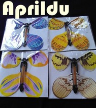Free shipping 30pcs magic butterfly flying butterfly change with empty h... - $27.26