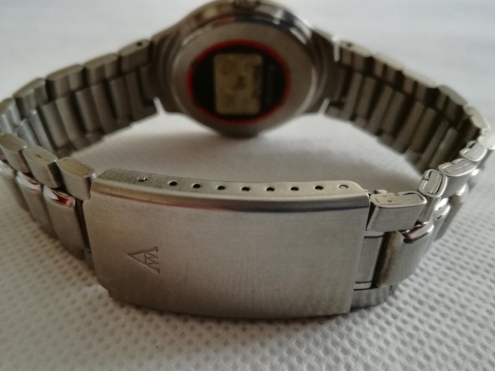 vintage watch / gift for him / vintage wrist watch / vintage  Accurist Watch / w image 3