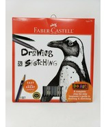 Faber-Castell Drawing & Sketching Beginner's Guide - New - $16.99