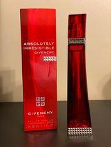Givenchy Absolutely Irresistable Perfume 1.7 Oz Eau De Parfum Spray image 5
