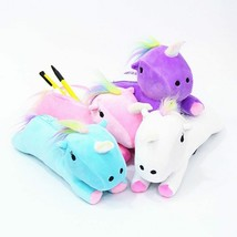 KEVIN&SASA® Unicorn Pencil Case Quality Fabric School Supplies Bts - $8.47