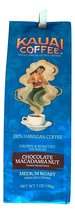 Kauai Coffee Company Chocolate Macadamia Nut Coffee 7 Ounce 100% Hawaiia... - $18.95