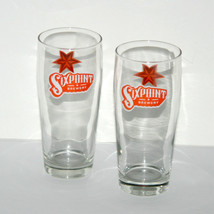 Sixpoint Brewery Pint Beer Glasses, Brooklyn New York, Six Point Barwar... - $24.57