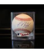 Javier Baez cubed signed autographed MLB Major League Baseball COA Certi... - $149.95