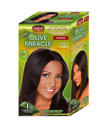 African Pride Olive Miracle Deep Conditioning Anti Breakage No-Lye Relax... - $7.87
